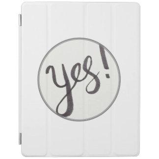 YES! iPadカバー iPadスマートカバー