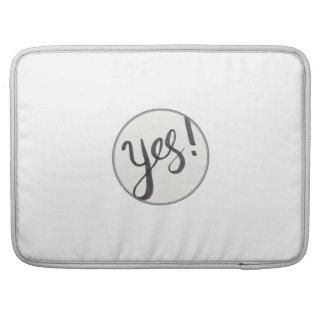 YES! MacBookのプロ15インチの袖 MacBook Proスリーブ