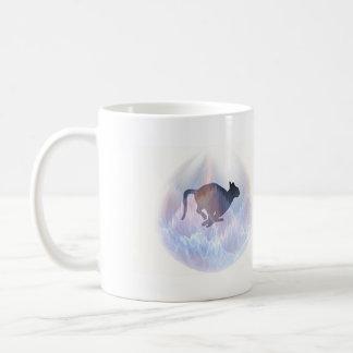 Yeshuaの猫: イースター朝マリ コーヒーマグカップ