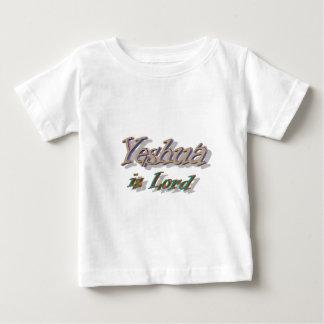 Yeshuaは主です ベビーTシャツ