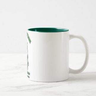 YHSの緑1960-1973年 ツートーンマグカップ