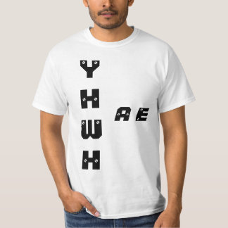 YHWH Tシャツ