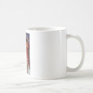 Yilan、台湾の寺院 コーヒーマグカップ