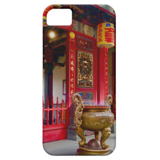 Yilan、台湾の寺院 iPhone SE/5/5s ケース