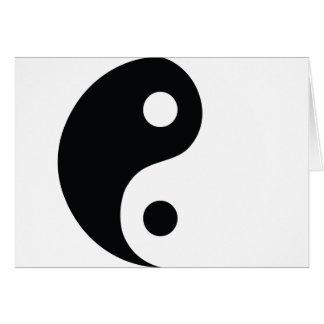 yingおよびヤンアイコン カード