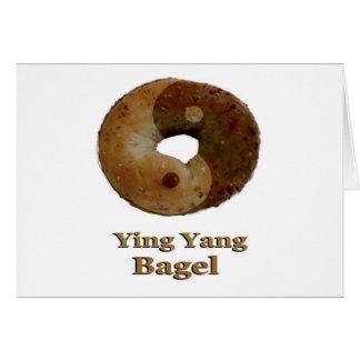 Yingヤンのベーゲル カード