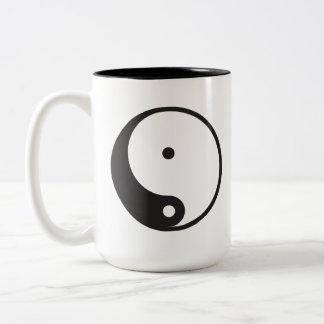 Yingヤンのマグ ツートーンマグカップ