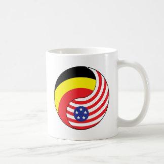 YingヤンベルギーAndooraアメリカ コーヒーマグカップ