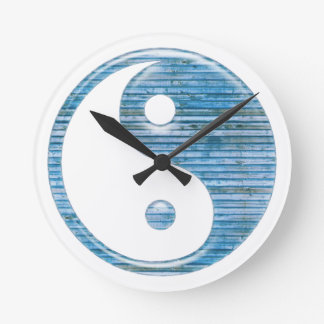 Yingヤン ラウンド壁時計