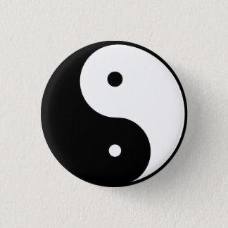 ying及びヤン 3.2cm 丸型バッジ