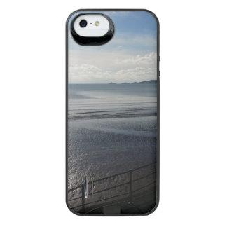 YinYangの夏のiPhone SE/5/5s力の場合Sunpyx iPhone SE/5/5sバッテリーケース