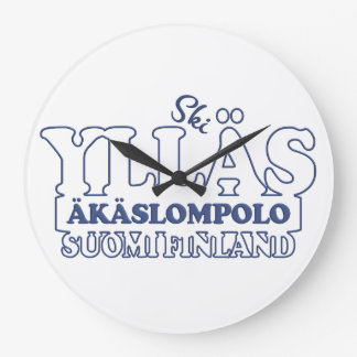 YLLÄSフィンランドの柱時計 ラージ壁時計