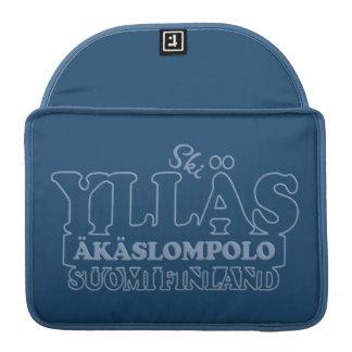 YLLÄSフィンランドMacBookの袖 MacBook Proスリーブ