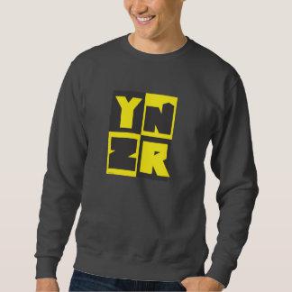 YNZRシリーズデザインの服装 スウェットシャツ