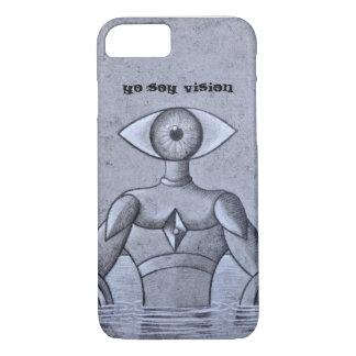 YOの大豆の視野 iPhone 8/7ケース