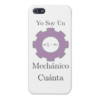 yoの大豆国連mechanicoのcuanta、Schrodinger同等化 iPhone 5 Cover