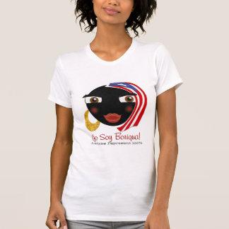 Yoの大豆Boriqua Tシャツ