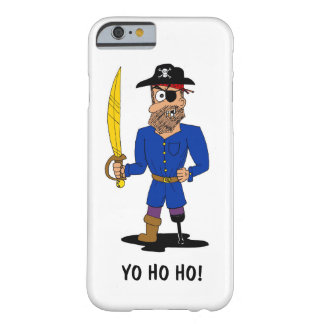 YoのHo Ho海賊iPhoneの場合 Barely There iPhone 6 ケース