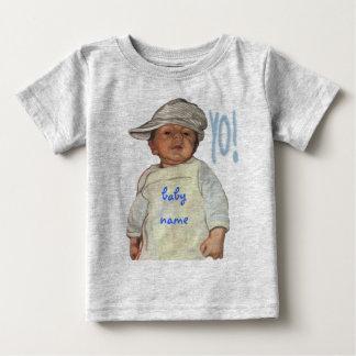 Yo皆! ベビーTシャツ