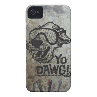 Yo Dawg! ブラックベリーのはっきりしたな箱2 Case-Mate iPhone 4 ケース