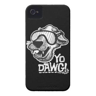 Yo Dawg! 暗いiPhone 4/4Sの穹窖 Case-Mate iPhone 4 ケース