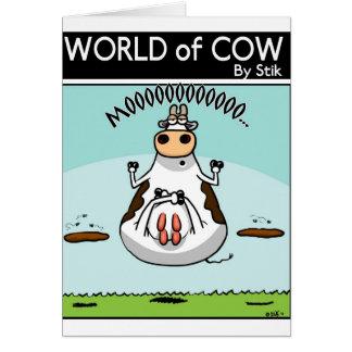 Yogic牛 カード