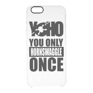 YOHOの海賊 クリアiPhone 6/6Sケース
