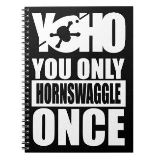 YOHOの海賊 ノートブック