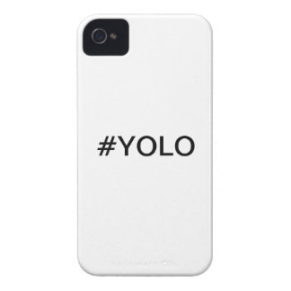 #YOLOの場合 Case-Mate iPhone 4 ケース
