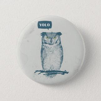 YOLO 5.7CM 丸型バッジ