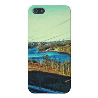 Yonkerの水 iPhone SE/5/5sケース