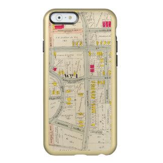 Yonkersの地図の地図書 Incipio Feather Shine iPhone 6ケース