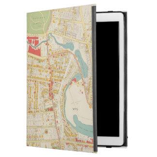 """Yonkersの地図書の地図2 iPad Pro 12.9"""" ケース"""