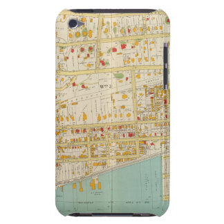 Yonkersの地図書 Case-Mate iPod Touch ケース
