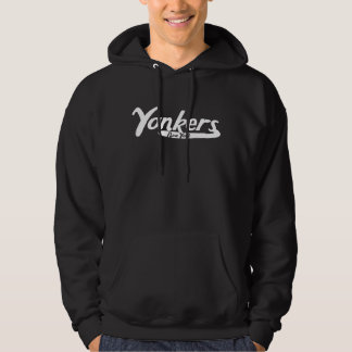 Yonkersニューヨークのヴィンテージのロゴ パーカ