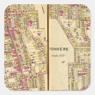 Yonkers、ニューヨーク11 スクエアシール