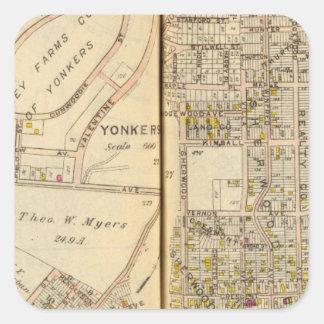 Yonkers、ニューヨーク17 スクエアシール