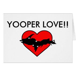 Yooper愛! カード