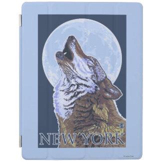 YorkHowlingの新しいオオカミ iPadスマートカバー