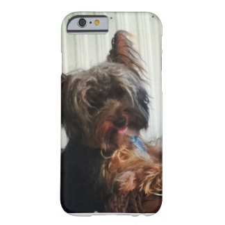 Yorkieterrier Eli Barely There iPhone 6 ケース