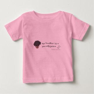 yorkipoo ベビーTシャツ