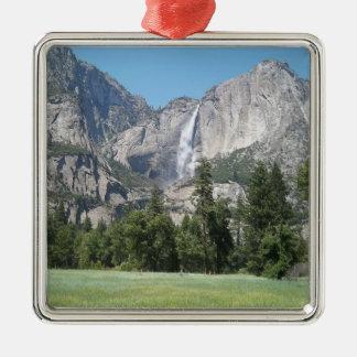 Yosemite Fallsのオーナメント メタルオーナメント