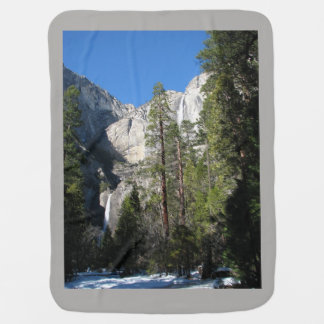 Yosemite Fallsのベビーブランケット ベビー ブランケット