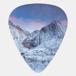 Yosemite Fallsの日の出 ギターピック