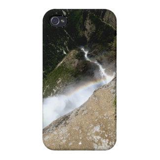 Yosemite Fallsの電話箱 iPhone 4 ケース