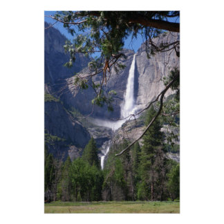 Yosemite Falls ポスター