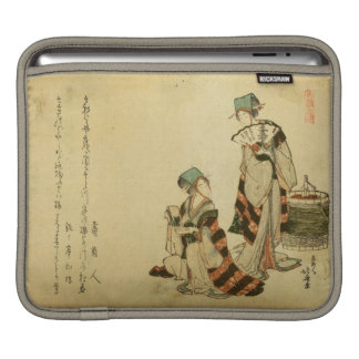 YoshiwaraのすずめのiPadの袖 iPadスリーブ