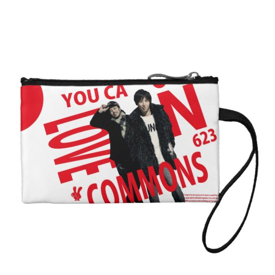 YOU CAN LOVECOMMONS ポーチType1 コインパース