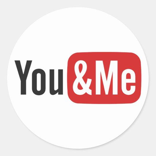 You&Me ラウンドシール