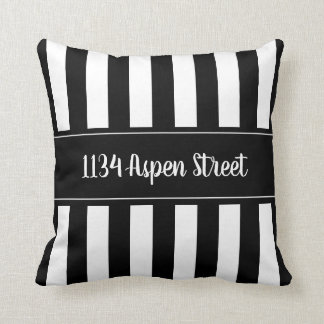 Your Home Street Striped Throw Pillow クッション